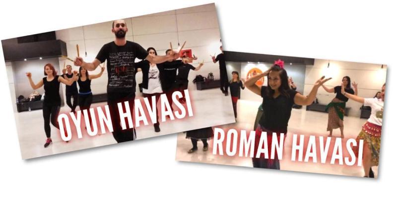 Oyun Havası & Roman Havası izle öğren!